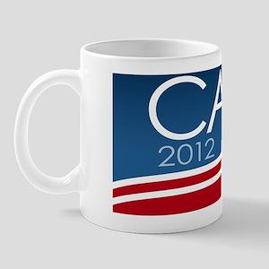 5x3oval_sticker_CAIN_2012_web_01 Mug