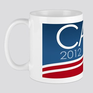 5x3oval_sticker_CAIN_2012_web_02 Mug