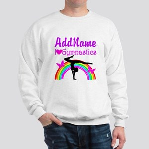 TALENTED GYMNAST Sweatshirt