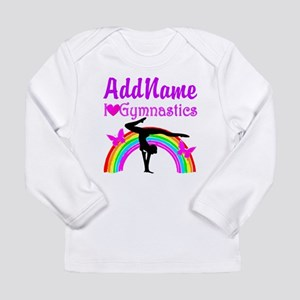 TALENTED GYMNAST Long Sleeve Infant T-Shirt