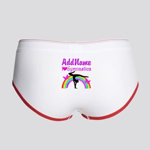 TALENTED GYMNAST Women's Boy Brief