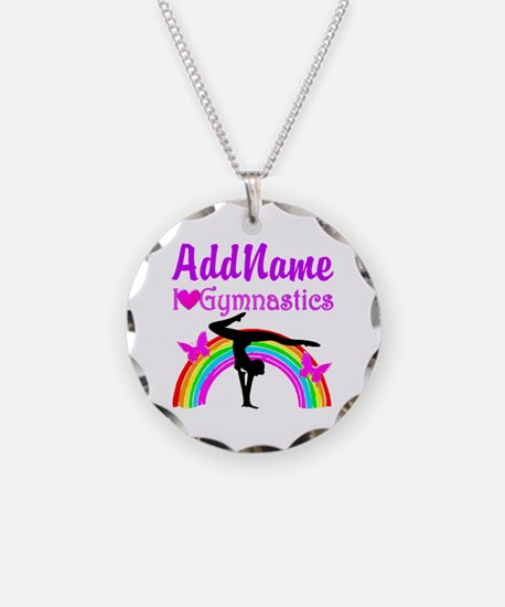 TALENTED GYMNAST Necklace
