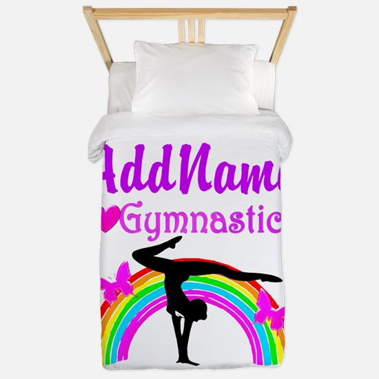 TALENTED GYMNAST Twin Duvet