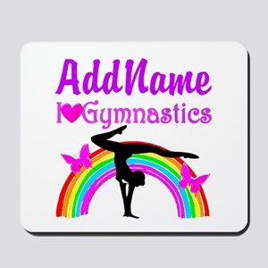 TALENTED GYMNAST Mousepad