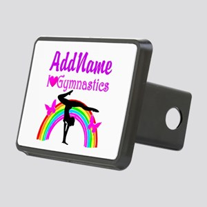 TALENTED GYMNAST Rectangular Hitch Cover