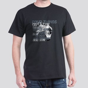 4thingsgreater2 Dark T-Shirt