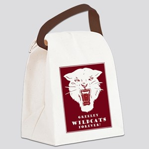 GHS Wildcat Canvas Lunch Bag