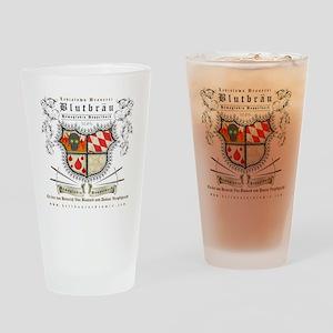 Blutbrau stein Drinking Glass