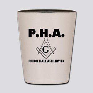 PHA-w-mason Shot Glass