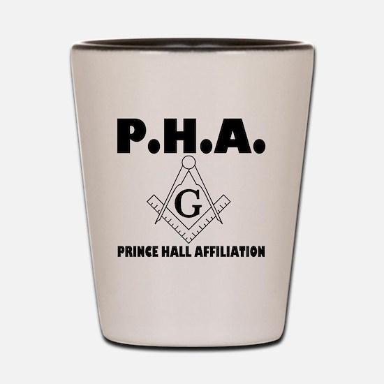 PHA-w-mason Shot Glass