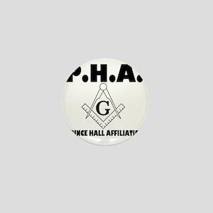 PHA-w-mason Mini Button