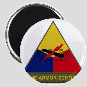The Armor School Magnet