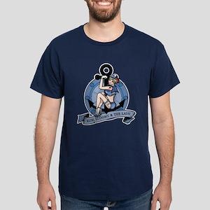 SAILOR GIRL Dark T-Shirt