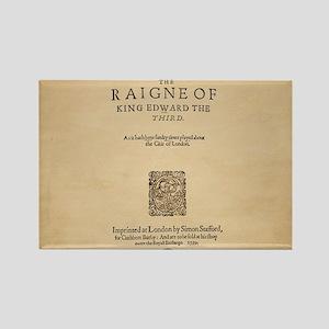 King-Edward-mpad Rectangle Magnet