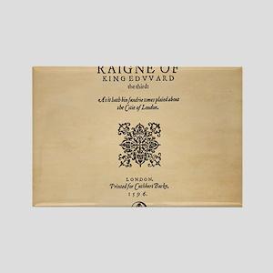 King-Edward-1596-14x10 Rectangle Magnet