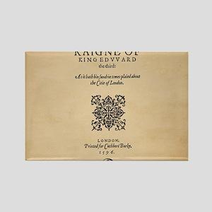 King-Edward-1596-11x9 Rectangle Magnet