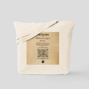 Midsummer_16x20-Square Tote Bag