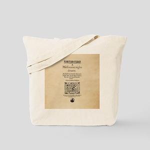 Midsummer_16x20-Ornament Tote Bag