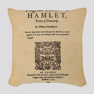 hamlet-1605-Square-Large Woven Throw Pillow