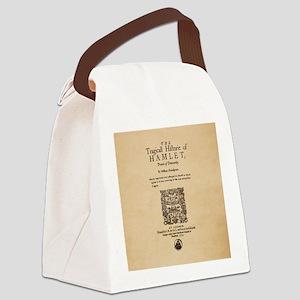 hamlet-1605-poster-Ornament Canvas Lunch Bag