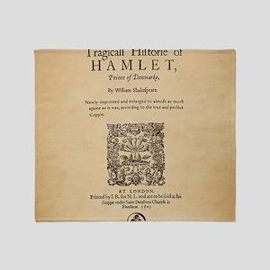 hamlet-1605-Square-Large Throw Blanket