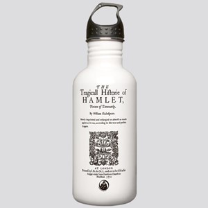 hamlet-1605-poster-tex Stainless Water Bottle 1.0L