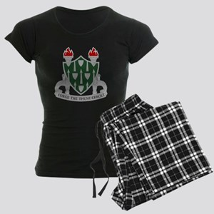 The Armor School - DUI Women's Dark Pajamas