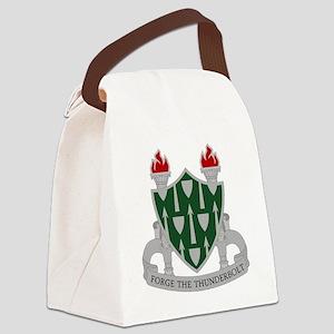 The Armor School - DUI Canvas Lunch Bag