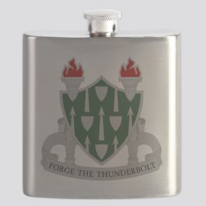 The Armor School - DUI Flask