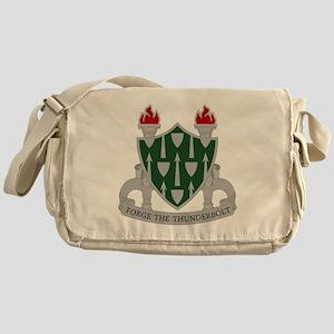The Armor School - DUI Messenger Bag