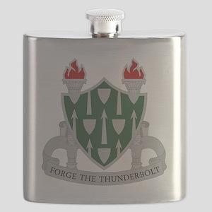 The Armor School - DUI Flask