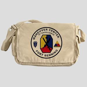 The Armor School - Ft. Benning Messenger Bag