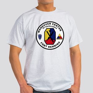 The Armor School - Ft. Benning Light T-Shirt