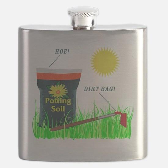 dirtbaghoe Flask