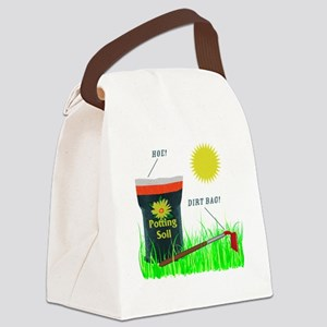 dirtbaghoe Canvas Lunch Bag