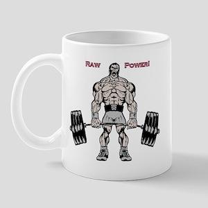 Raw-Power Mug