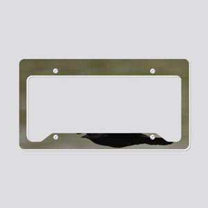 aEagles Redwings 226 tile License Plate Holder