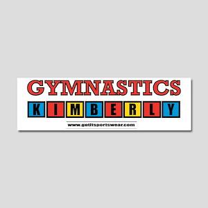 KIMBERLY Car Magnet 10 x 3