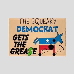 The squeaky democrat Magnets