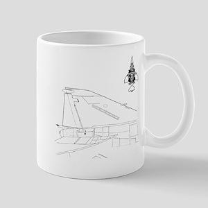 Phantom II's Tail Mug