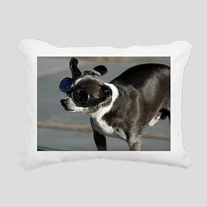 Chihuahua Rectangular Canvas Pillow