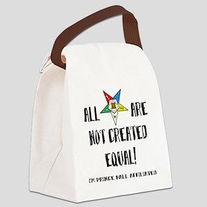 starsnotcreatedequal2 Canvas Lunch Bag