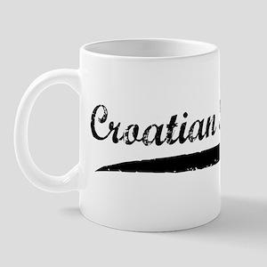 Croation Sensation  Mug