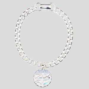 weatherman Charm Bracelet, One Charm