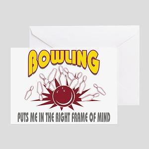 bowl84light Greeting Card