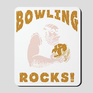 bowl82black Mousepad