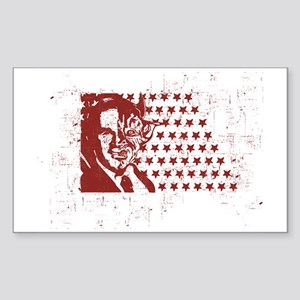 The Devil Rectangle Sticker