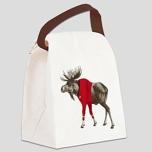 Moose-Trek Canvas Lunch Bag