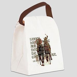hrw Canvas Lunch Bag