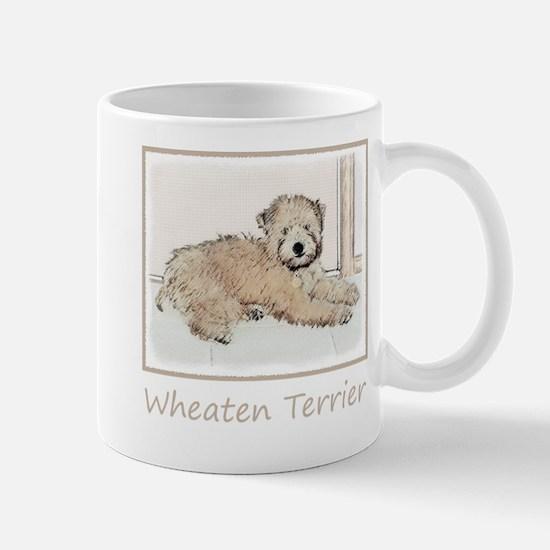 Wheaten Terrier Puppy Mug